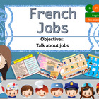 French jobs, les métiers for beginners
