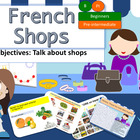 French shops, les magasins for beginners