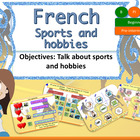 French sports and opinions, les sports et les opinions