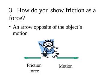 Friction, Gravity, and Elastic Forces PowerPoint Presentation