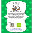 Fridge Facts {Christmas}