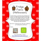 Fridge Facts {Halloween}