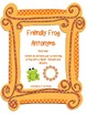 Friendly Frog Antonyms