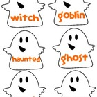 Friendly Ghosts- ABC order Freebie