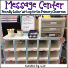 Friendly Letter Writing for the Primary Classroom - &quot;Messa