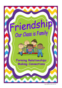 Friendship-Forming Relationships Making Connections for Ba