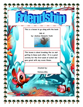 Friendship Ice Breakers Game