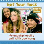 Literary essay - interactive notebook - friendship loyalty