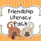 Friendship Theme Literacy Pack