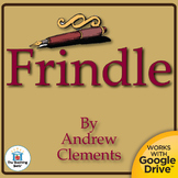 Frindle Novel Unit CD ~ Aligned with the Common Core Standards