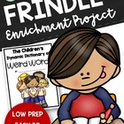 Frindle Student Dictionary