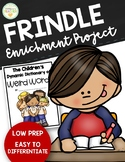 Frindle: Fun Activity/Project Guide for Novel Study