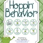 Frog Classroom Behavior