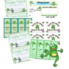Frog Classroom Theme