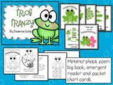 Frog Frenzy Math and Literacy Fun!  Nonfiction unit Aligne