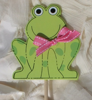 Frog Learning Pointer