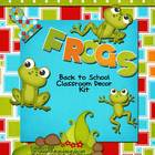 Frog Themed Kit~classroom printables