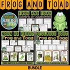 Frog and Toad Discounted Literacy Center Bundle