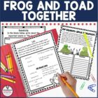 Frog and Toad Together by Arnold Lobel Guided Reading Unit