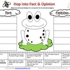Froggy Fact &amp; Opinions