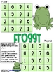 Froggy Four in a Row