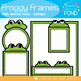 Froggy Frames - Graphics From the Pond
