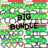 Frogs Big Bundle Frames for Personal and Commercial Use