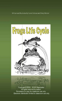 Frogs Life Cycle Study