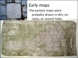 From Early Maps to modern time