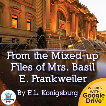 From the Mixed-up Files of Mrs. Basil E. Frankweiler Novel
