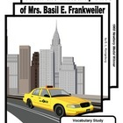 From the Mixed-up Files of Mrs Basil E. Frankweiler Vocabu