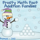 Frosty Math Fact Addition
