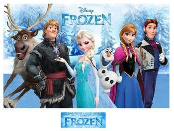 Frozen Coloring and Activity Pack