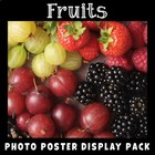 Fruit Printable Photo Poster Pack