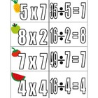 Fruity Inverse - Matching Multiplication and Division