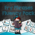 Fry Phrase Passage Fluency Pack