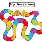 Fry Third 100 Sight Words Game - Dinosaur Theme