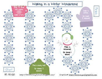 Fry's 1st 100 Sight Words-Winter Wonderland