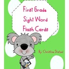 Fry&#039;s First Grade Sight Word Flashcards