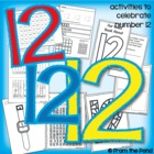 Fun Activities for Twelve - Celebrate 12 12 12 !