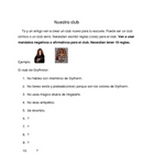Fun Activity for Affirmative and Neg. Tu Commands: Los mandatos