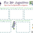 Fun Dip Adjectives