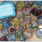 Fun & Funky Glass Magnets ~ A Tutorial {Perfect for End of
