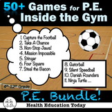 50 Fun Games and Activities (Inside the Gym) Bundle