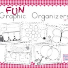 Fun Graphic Organizers Set 1
