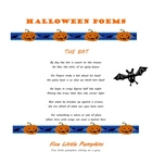 Fun Halloween Poems
