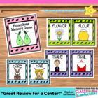 Fun Homophones Memory Game