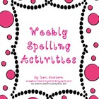 Fun & Meaningful Spelling Activities