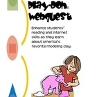 Fun Play-Doh Webquest Internet Scavenger Hunt Activity