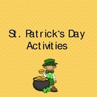 Fun St. Patrick&#039;s Day Activities